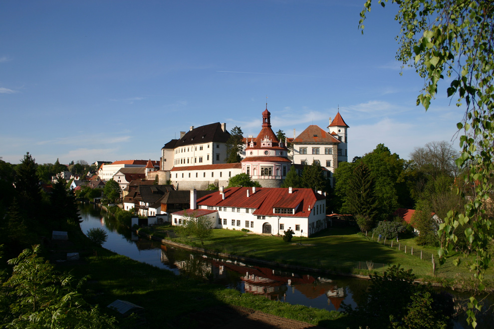 Jindrichuv Hradec State Castle and Chateau