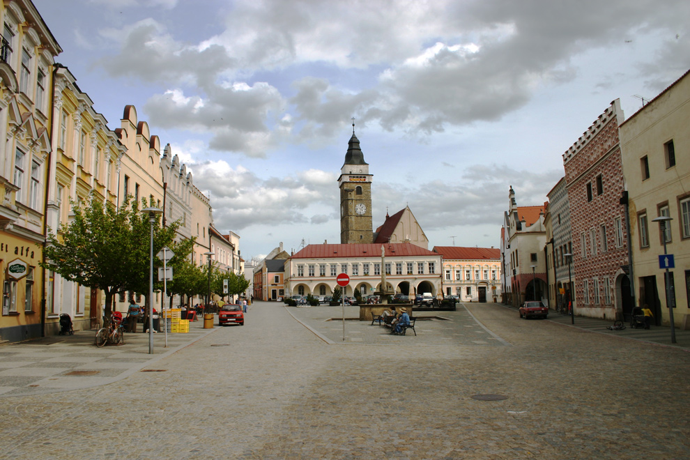 Slavonice, Historical Town